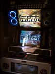 Beatmania the Final cabinet